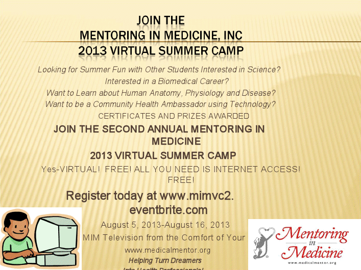 Mentoring-in-Medicine-Second-Annual-Summer-Camp